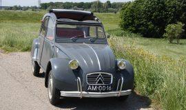 Citroen 2cv AZAM 1963