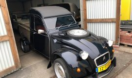 2cv 6 Pick-Up 1984 (Acadiane chassis)
